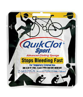 QuickClot Sport 25g Pack