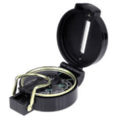 Brunton Lensatic Compass - Black