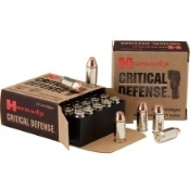 Hornady Critical Defense 380 AUTO 90gr - 25 rd Box