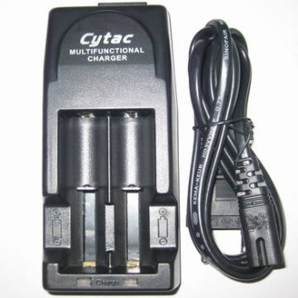 Cytac CY-105 Dual Bay Fast Charger