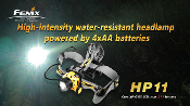 Fenix HP11 Headlamp - 277 Lumens