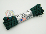 550/Para cord - 100' - Hunter Green