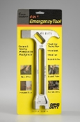 On Duty® 4 in 1 Emergency Tool™