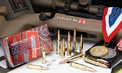 Hornady .223 Remington 75 gr BTHP SPF Match - 20 rd Box