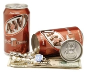 A&W Root Beer Soda Can Safe