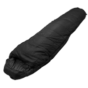 Snugpak Sleeper Extreme sleeping bag - Black - RH zip