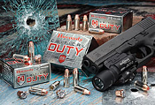 Hornady 357 MAG 135gr Critical Duty - 25 rd box