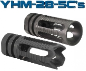YHM Phantom 5.56mm Comp/Flash Hider - Smooth