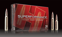 Hornady 5.56x45mm NATO GMX Superformance 55 gr - 20 rd box