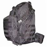 Condor Assault Pack + Shoulder Bag