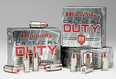 Hornady 9MM LUGER 135 gr FlexLock™ Critical DUTY™ - 25rd Box