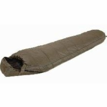 Snugpak Sleeper Xpedition sleeping bag - Olive RH zip